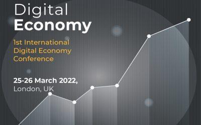 International Digital Economy Conference / 25-26 March London