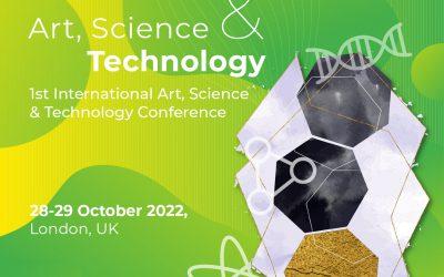 International Arts, Science & Technology Conference / 28-29 October 2022, London